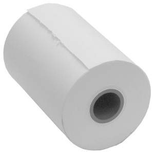 Paper roll for intergrated printer (contains 3 paper rolls)